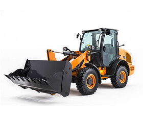 Compact Wheeled Loaders